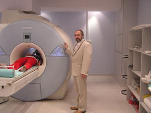 Badanie Rezonansu Magnetycznego